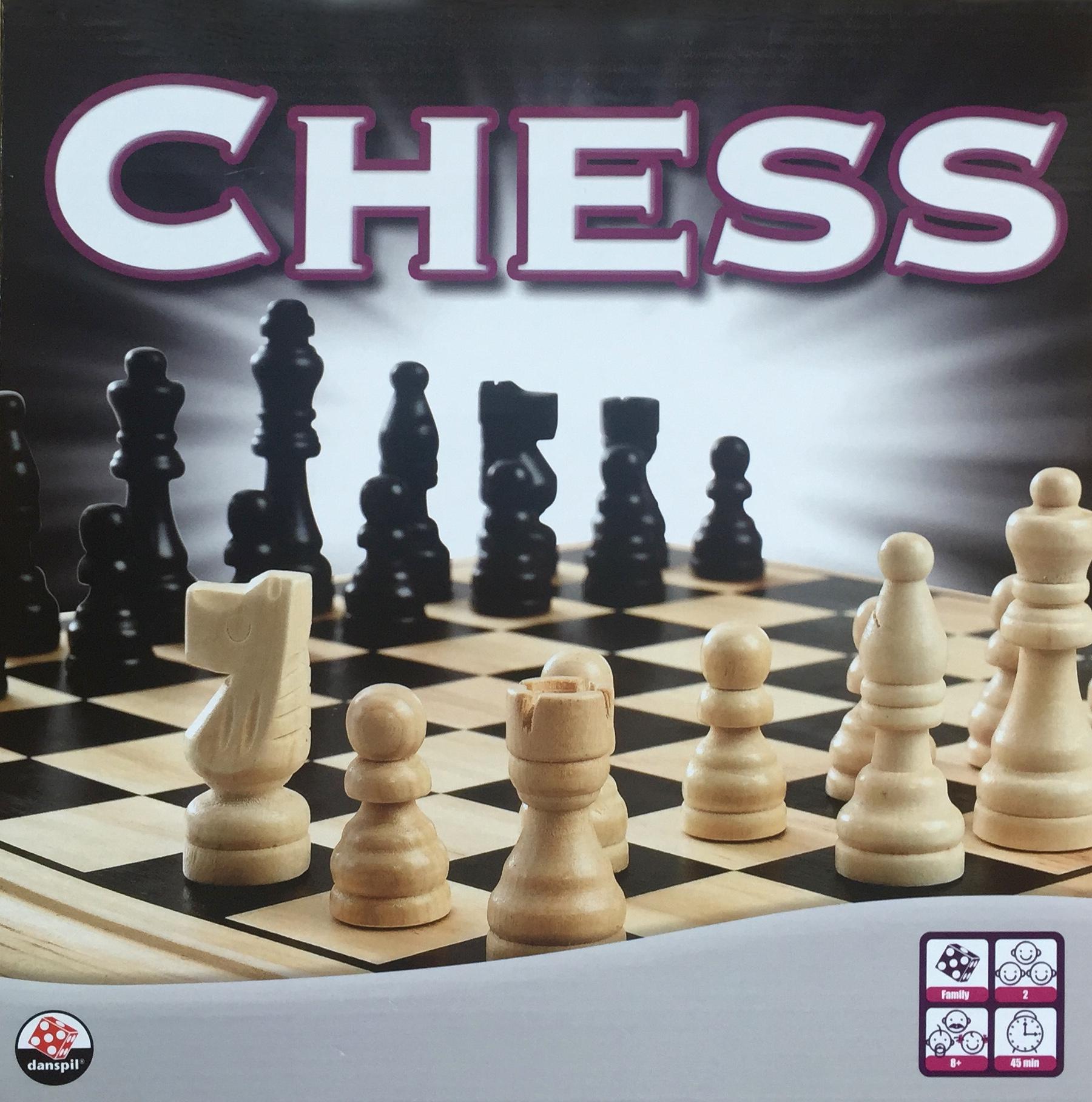 schack spel