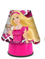 BARBIE BORDSLAMPA