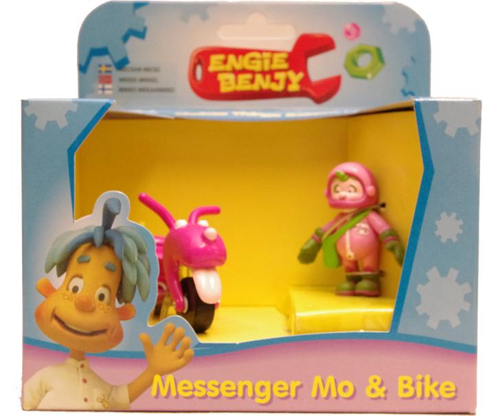 messenger mo bike meckar micke engie benjy billiga leksaker online lekoutlet. Black Bedroom Furniture Sets. Home Design Ideas