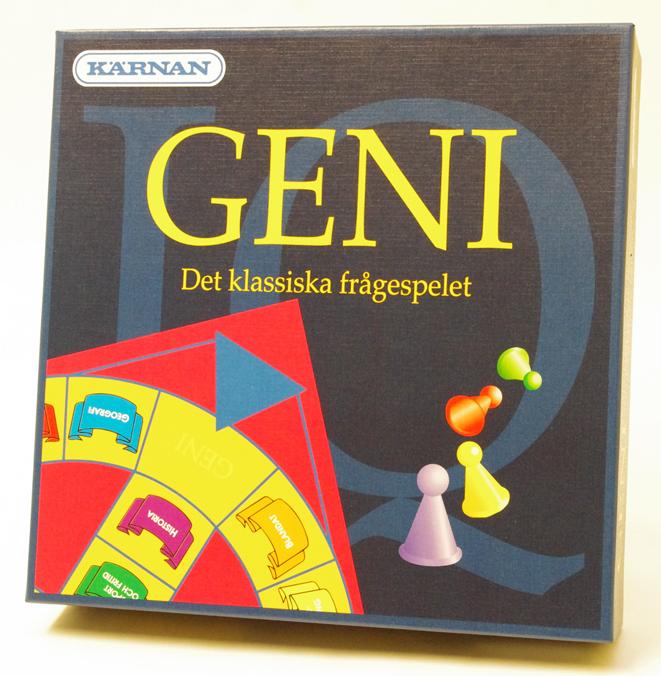geni spel