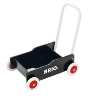 BRIO, Lära-gå-vagn, Svart