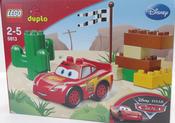 Lego DUPLO 5813 Cars Blixten McQueen