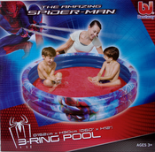 Pool 3-Ring The Amazing Spider-Man 152x30 Bestway