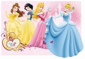 Disney Princess Bordsunderlägg