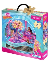 Träpussel, Barbie in a mermaid tale - Kärnan