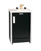 Brio Diskbänk svart