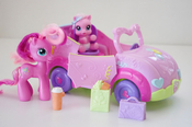 My little Pony Family Convertible