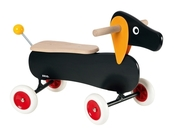 BRIO Dachshund Ride-on