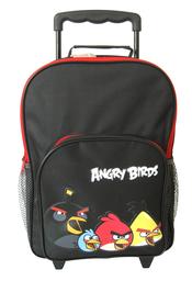 Trolley resväska med hjul Angry Birds